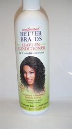 Better Braids Leave in Conditioner 355 ml