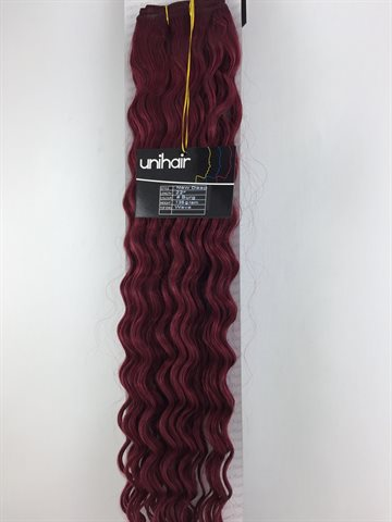 "Spiral Wave Colour 12, 22"" (55 Cm) 135gr. medium ash Blonde"