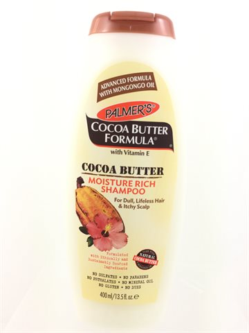 Palmer's Cocoa Butter Moisture rich Hair Shampoo 400 ml