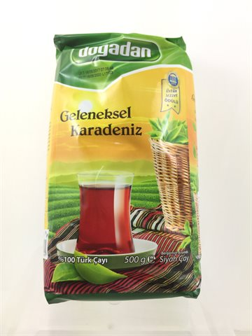 Black Turkish Tea Dogadan Karadeniz 500 gr.