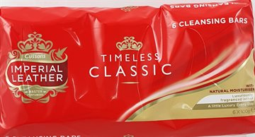Imperial Timeless Classic Soap  6 x100 g.