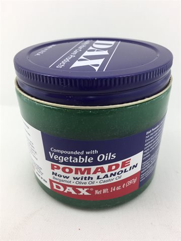 Dax Vegetabale oils pomade for hair care 213 g.