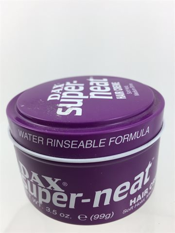 Dax Super neat hair Conditioning cream for short to medium length hair 99 gr (UDSOLGT)