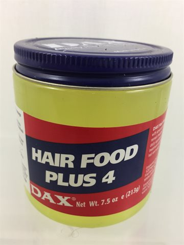 Dax hair food Plus 4 Dax Net. 213 Gr.