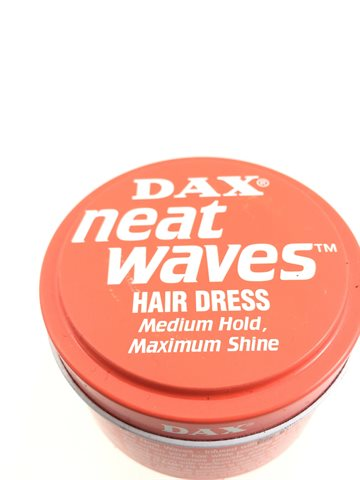 Dax Net waves Hair Dress Medium Hold, Maximum shine  99 gr. (UDSOLGT)