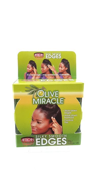 African Prid Olive Miracle Silky smooth Edge 64gr.