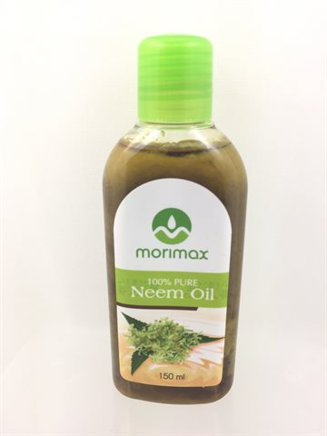 100% Pure Neem Oil Hair Oil Morimax 150 Ml.