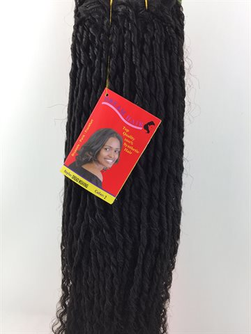 "100% Synthetic Dread Weaving 16"" (30 Cm length) Colour 2"