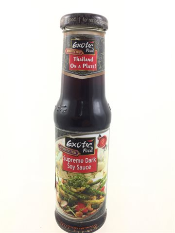 Supreme Dark Soy Sauce 250 ml-