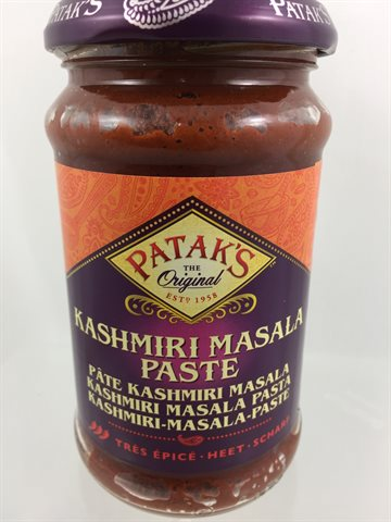 Kashmir Masala Paste hot 295gr.