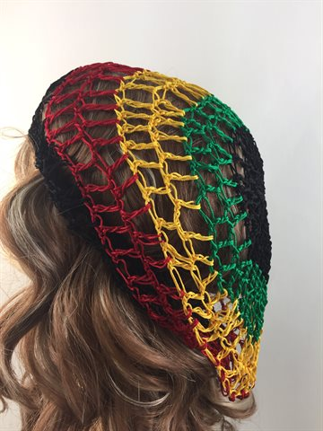 Hair net mixed Colour thick Long