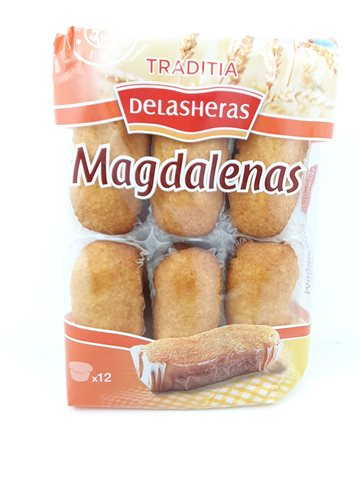 Cookies - Muffies Magdanelas 12 pcs 180 g