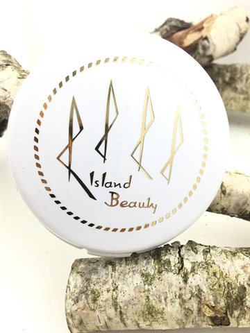 Island Beáuty compact face powder Trapicana 18gr.