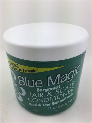 Blue Majic hair & Scalp Conditioner Anti-Breakage Formula 340gr.