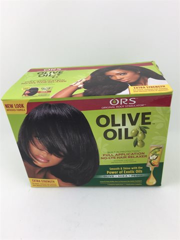 ORS Olive oil Hair Relaxer Extra Strength