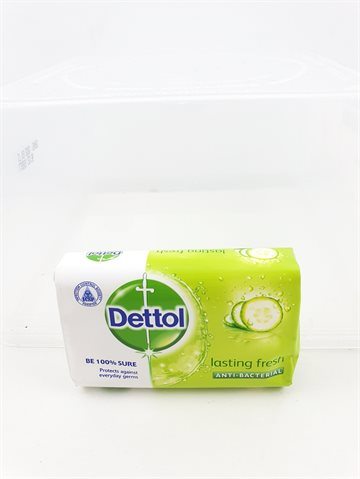 Dettol Soap - Be 100% sure Protects against everyday Germs (Sæbe 85 g) (UDSOLGT)