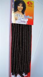 Double drawn Dreadlocks hair colour 30 - 70cm length 15pcs. in a pack