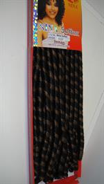 Double drawn Dreadlocks hair colour 1/27- 70cm length 15pcs. in a pack