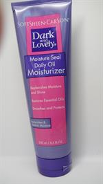 D & L Moisture seal daily oil moisturizer 250ml (UDSOLGT)