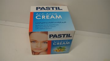 Pastil Anti-Acne Cream 80 Gr.