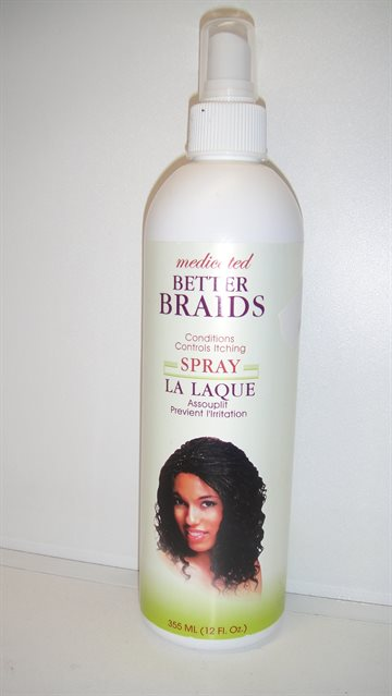 Better Braids spray 355ml