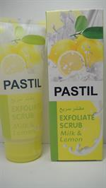 Pastil Exfoliate Scrub Milk & Lemon 200 ml.