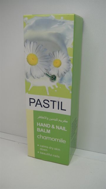 Pastil Hand Cream with Chamomile125ml