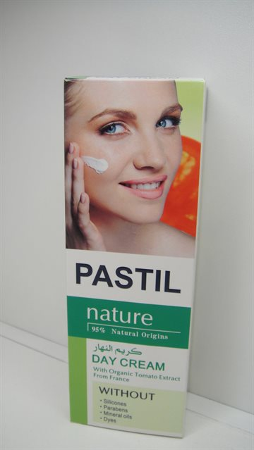 Pastil Day Cream with Organic Tomatoes125ml